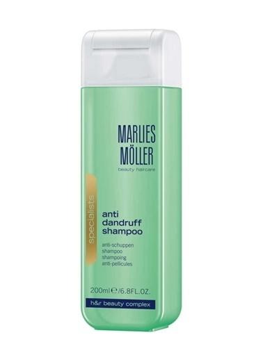 Marlies Möller Cleansıng Daıly Antı Dandruff Shampoo 200 Ml Renksiz